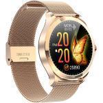 Watch, smartwatch Women Maya gold, steel N/A