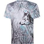 WildTee Funkční triko WOLF Barva: Bílá, Velikost: XL
