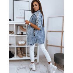 Women's denim jacket ANADIA blue TY1713