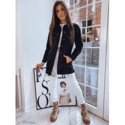 Women's denim jacket DERRO black TY1710