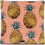 WOUF Luxusní sametový polštář – Ananas