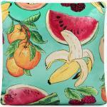 WOUF Luxusní sametový polštář – Tutti Frutti