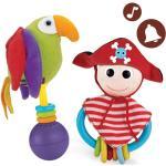 Yookidoo Interaktivní hračka s chrastítkem Pirátský set -
