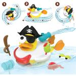 Yookidoo Kreativní plavací kachna - Pirát
