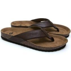 žabky Rip Curl FOUNDATION Brown/Tan Velikost: 42.0