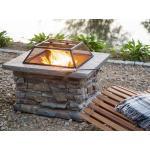 Zahradní kamenné ohniště KELUD