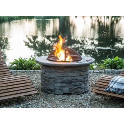Zahradní kamenné ohniště TAMBORA