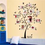 Živá Zeď Samolepka na zeď Strom Života a Lásky