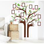 Živá Zeď Samolepka Strom Nekonečné lásky