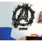 Živá Zeď Samolepka Znak Avengers